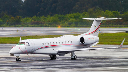 PP-VVV - Private Embraer EMB-135BJ Legacy 600