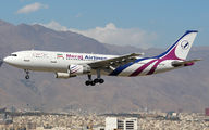 EP-SIF - Meraj Airlines Airbus A300 aircraft