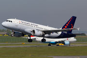 OO-SSW - Brussels Airlines Airbus A319 aircraft