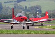 A-935 - Switzerland - Air Force: PC-7 Team Pilatus PC-7 I & II aircraft