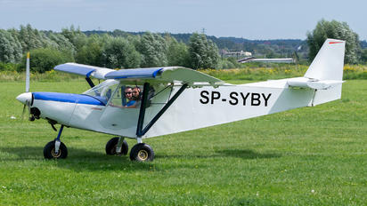 SP-SYBY - Private Zenith - Zenair CH701 STOL
