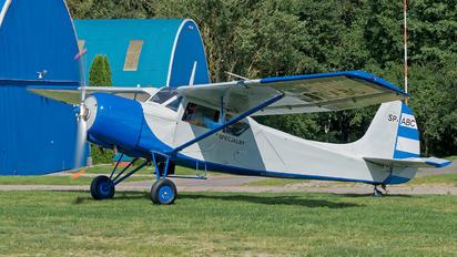 SP-ABC - Aeroklub Warmińsko-Mazurski Yakovlev Yak-12A