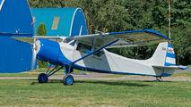 SP-ABC - Aeroklub Warmińsko-Mazurski Yakovlev Yak-12A aircraft