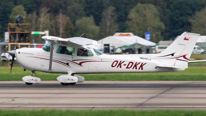 OK-DKK - Private Cessna 172 Skyhawk (all models except RG)
