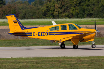 D-EIZQ - Private Beechcraft 33 Debonair / Bonanza