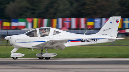 OK-VUU-83 - Private Tecnam P2002JR Sierrra