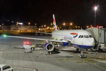 G-EUYN - British Airways Airbus A320