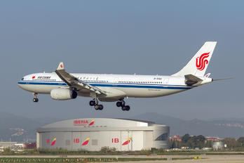 B-5901 - Air China Airbus A330-300