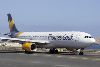 OY-VKH - Thomas Cook Scandinavia Airbus A330-300
