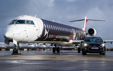 F-HMLK - Air France - Hop! Canadair CL-600 CRJ-1000