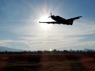 XA-UNJ - Private Pilatus PC-12