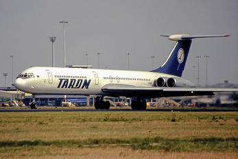 YR-IRE - Tarom Ilyushin Il-62 (all models)