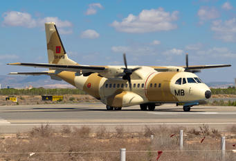 CN-AMB - Morocco - Air Force Casa CN-235