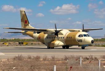CN-AMB - Morocco - Air Force Casa CN-235