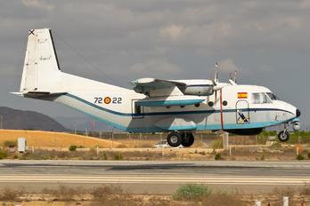 TR.12D-77 - Spain - Air Force Casa C-212 Aviocar