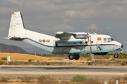TR.12D-77 - Spain - Air Force Casa C-212 Aviocar aircraft