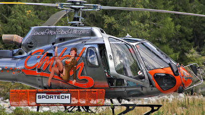 F-HESB - Chamonix-Mont-Blanc Hélicoptères Eurocopter Ecureuil AS350/B3e