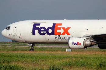 N592FE - FedEx Federal Express McDonnell Douglas MD-11F