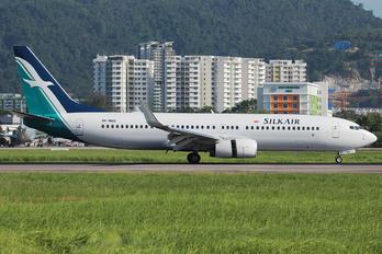 9V-MGO - SilkAir Boeing 737-800