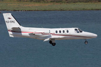 YU-TPC - Private Cessna 500 Citation