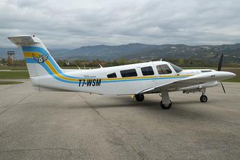 T7-WSM - Private Piper PA-32 Saratoga