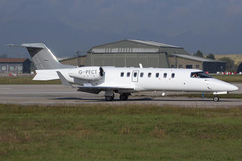 G-PFCT - Private Learjet 45