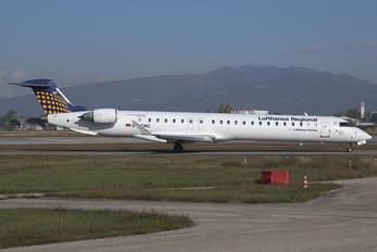D-ACNC - Lufthansa Regional - CityLine Canadair CL-600 CRJ-900