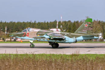 RF-95159 - Russia - Air Force Sukhoi Su-25