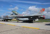 9934 - Egypt - Air Force General Dynamics F-16CG Night Falcon aircraft