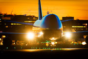 PH-BFD - KLM Boeing 747-400 aircraft