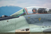 - - Slovakia -  Air Force - Airport Overview - People, Pilot aircraft