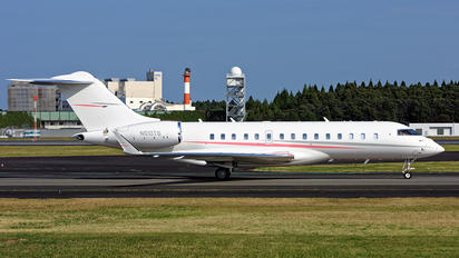 N810TS - Wilmington Trust Company Bombardier BD-700 Global 6000