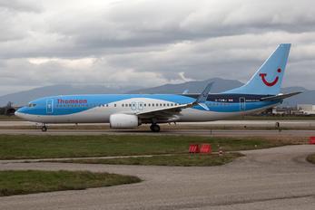 G-TAWJ - Thomson/Thomsonfly Boeing 737-800