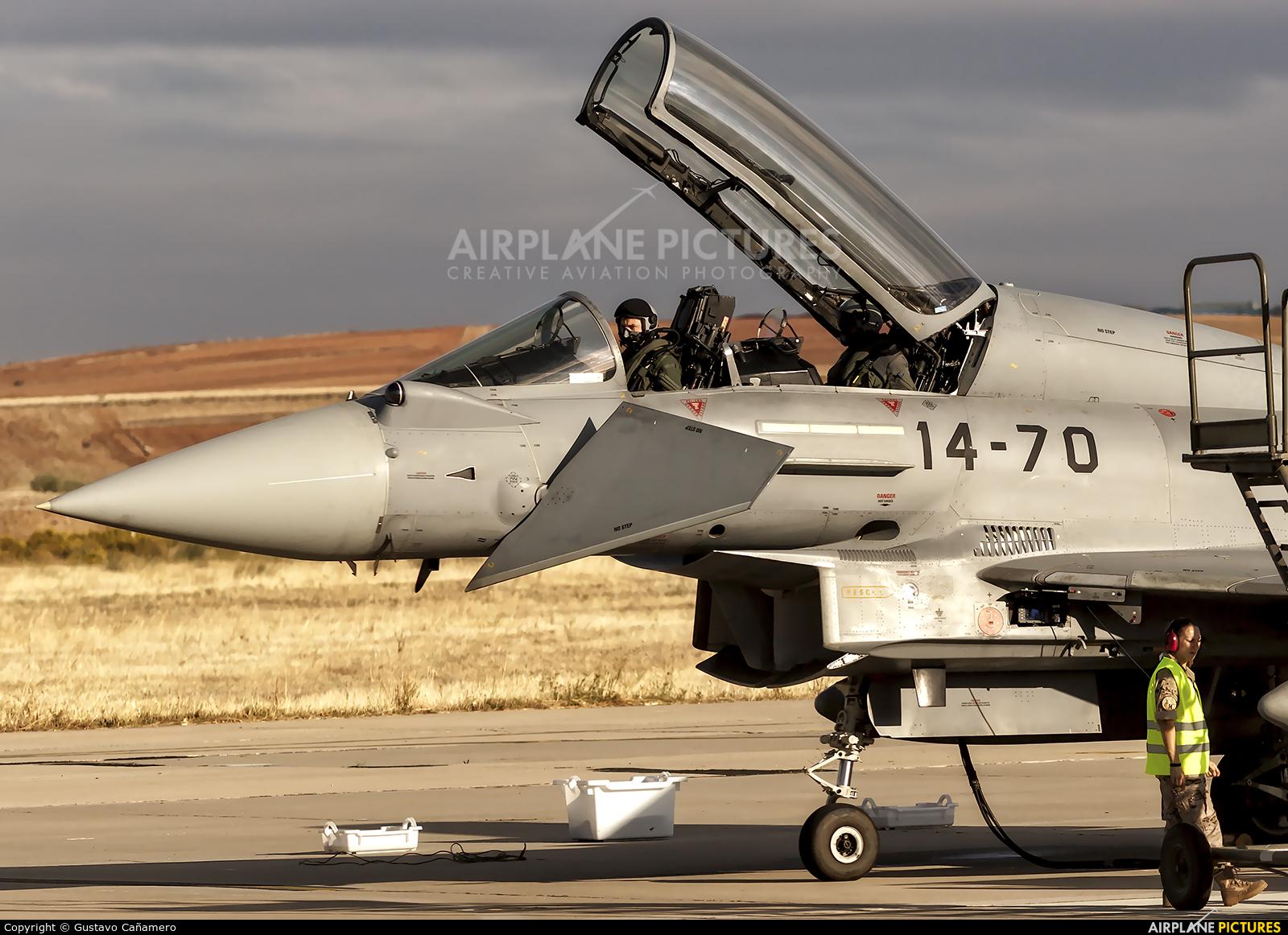 Spain - Air Force CE.16-11 aircraft at Madrid - Barajas