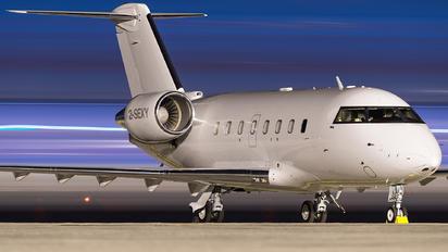 2-SEXY - Volare Aircompany Bombardier Challenger 600