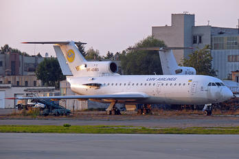 UR-42403 - Lviv Airlines Yakovlev Yak-42