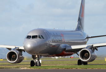VH-XSJ - Jetstar Airways Airbus A320