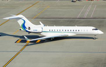 N115MH - Wilmington Trust Company Bombardier BD-700 Global 5000