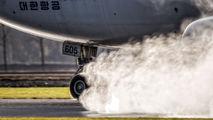 HL7605 - Korean Air Cargo Boeing 747-400F, ERF aircraft