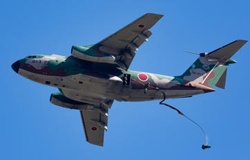 58-1013 - Japan - Air Self Defence Force Kawasaki C-1