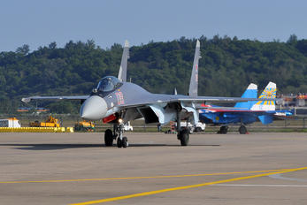 08 - Russia - Air Force Sukhoi Su-35