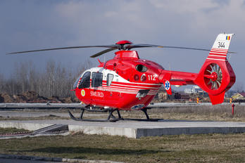 344 - Romanian Emergency Rescue Service Eurocopter EC135 (all models)