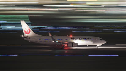 JA333J - JAL - Japan Airlines Boeing 737-800