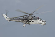3370 - Czech - Air Force Mil Mi-35 aircraft