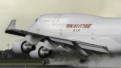 N976BA - Kalitta Air Boeing 747-400