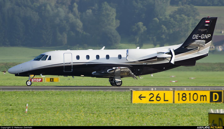 ABC Bedarfsflug OE-GNP aircraft at Zeltweg
