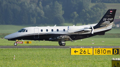 OE-GNP - ABC Bedarfsflug Cessna 560XL Citation XLS