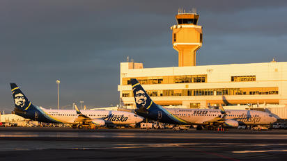 N248AK - Alaska Airlines Boeing 737-900ER