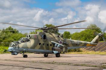 RF-34205 - Russia - Navy Mil Mi-24VP
