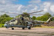 RF-34205 - Russia - Navy Mil Mi-24VP aircraft